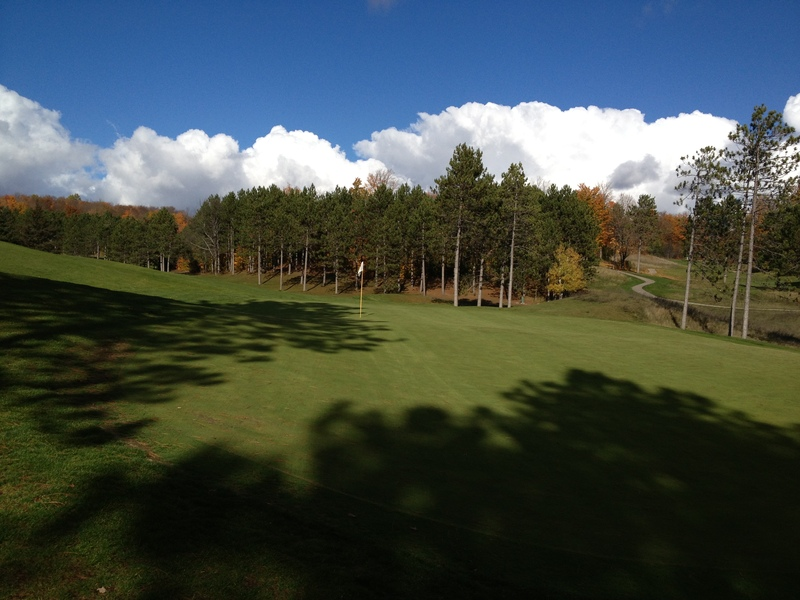 View of the course at Black Bear Golf Club